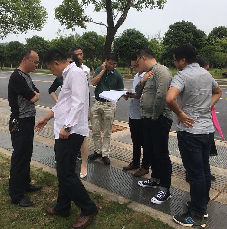 我公司南昌城市万象广场等2个项目beplay官网下载app方案报告书通过专家评审